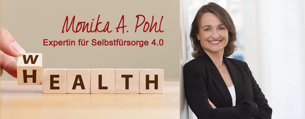 Monika A. Pohl - Trainerin, Autorin & Business Coach